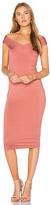 Rachel Pally Sammie Dress in Rose. - size L (also in M,S,XS)