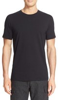 Wings + Horns Men's Short Sleeve Crewneck T-Shirt