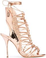 Sophia Webster Lacey sandals
