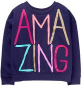 Gymboree Amazing Pullover
