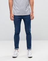 ONLY & SONS Vintage Wash Jeans in Super Skinny Fit