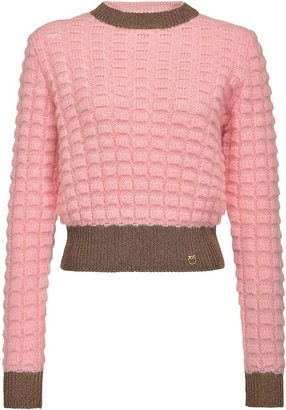 Pinko Textured Jumper
