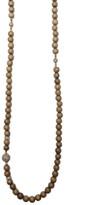 Heather Gardner - Grey Bead Diamond Necklace
