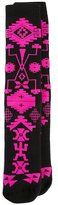 Marcelo Burlon County of Milan 'Melimoyu' socks - women - Cotton/Polyamide/Spandex/Elastane - One Size