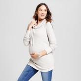 Isabel Maternity by Ingrid & Isabel Maternity Textured Cowl Neck Sweatshirt - Isabel Maternity by Ingrid & Isabel®