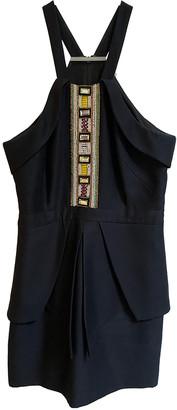 Sass & Bide Navy Cotton Dresses