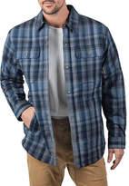 Walls Flannel Midweight Shirt Jacket