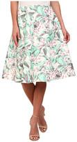 Gabriella Rocha Tropical Floral Skirt