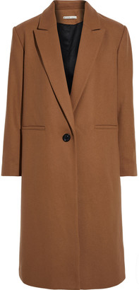 Alice + Olivia Nicola Oversized Wool-blend Felt Coat