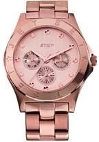 Jet Set – J5636R-042 – Copenhagen – Ladies Watch – Analogue Quartz – Pink Dial – Steel Bracelet Pink