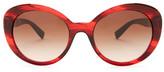 Versace Women's Oversized Sunglasses