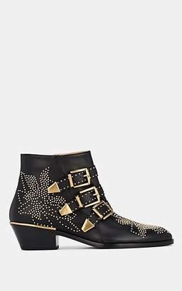 Chloé Women's Susanna Ankle Boots - Black