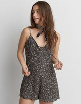 American Eagle Outfitters AE Slip Romper