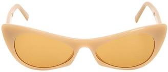 Cat Eye Andy Wolf Ezra Cat-eye Acetate Sunglasses