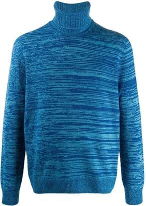 Missoni cashmere turtleneck jumper