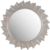 Safavieh Gray Carla Mirror