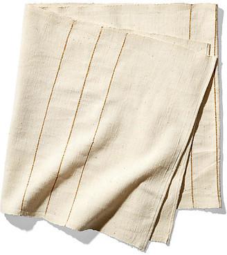 Bole Road Textiles Negus Table Runner - Gold/Ecru