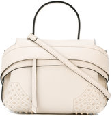 Tod's top cap tote - women - Leather - One Size