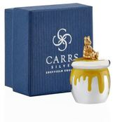 Carrs of Sheffield Sterling Silver Runny Honey Keepsake Box