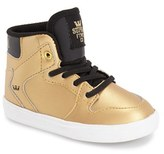 Supra Toddler 'Vaider' High Top Sneaker
