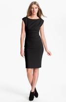 'Jori' Ruched Sheath Dress
