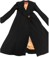 Vivienne Westwood Black Wool Coats