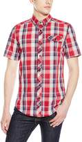 Ecko Unlimited UNLTD Men's Tribeca Short Sleeve Woven