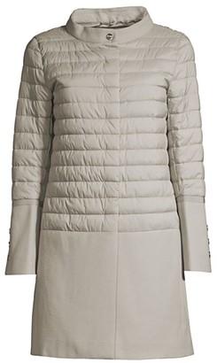 Herno Matte Nylon Puffer Jacket