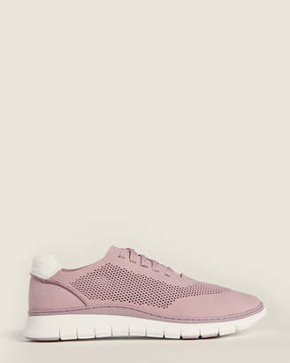 Vionic Fresh Joey Leather Low-Top Sneakers