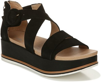 Dr. Scholl's Ankle Strap Platform Sandals - Carry On
