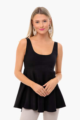 Americana Black Raina Top