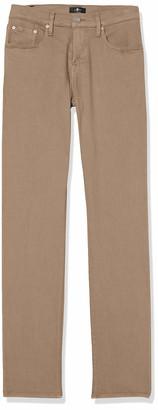7 For All Mankind Men's Slimmy Slim Straight-Leg Jean in Dark and Clean
