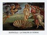 Sandro 1art1 Posters Botticelli Poster Art Print - Nascita Di Venere (16 x 12 inches)