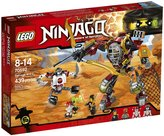Lego Ninjago Salvage M.E.C. - 70592