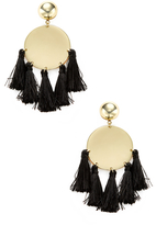 Shashi Claire Statement Earrings