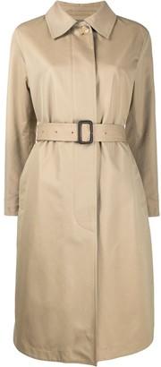 MACKINTOSH Roslin reversible trench coat