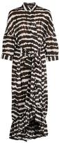 Preen by Thornton Bregazzi Aspen tie-dye print dress