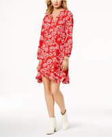 INC International Concepts I.n.c. Ruffled Empire-Waist Dress, Created for Macy's