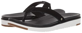 UGG Lorrie (Black) Women's Sandals
