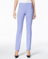 JM Collection Petite Studded Pull-On Pants, Only at Macy's