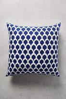 John Robshaw Nadole Indigo Pillow