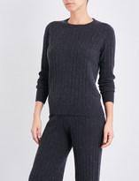 Madeleine Thompson Elliot knitted cashmere jumper