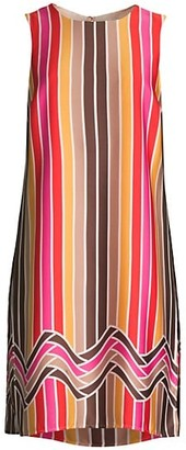 Trina Turk Taylor Striped Dress