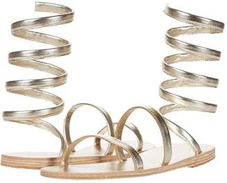 Ancient Greek Sandals Ofis (Platinum Nappa) Women's Shoes