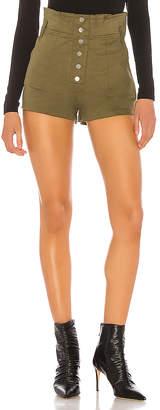 superdown Allie Paperbag Waist Shorts