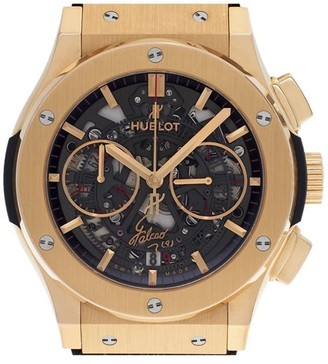 Hublot 2015 pre-owned Classic Fusion 45mm