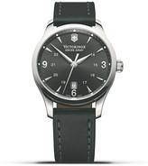 Victorinox Black Alliance Watch, 40mm