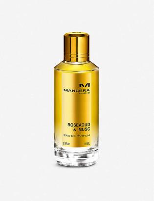 Mancera Roseaoud and Musc eau de parfum