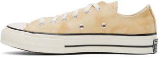Converse Beige Summer Daze Chuck 70 Sneakers