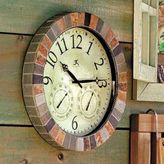 Slate Indoor/Outdoor Clock